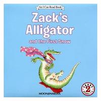 〈An I Can Read CD〉ZACK'S ALLIGATOR AND FIRST SNOW L2/CD