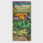 Wild Foods and Foraging: Pocket Guides to North American Edible Plants and How to Forage for Them