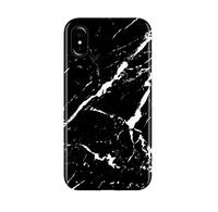 (Fusicase) iPhone X Case iPhone 10 Case Fusicase Colorful Marble Pattern Stone Texture Soft TPU C...