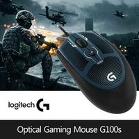 [Logitech]◆Sale Event◆Authentic◆2500 DPI Gaming Mouse G100S Bulk / Optical Game New Wired USB