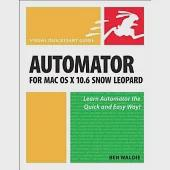Automator for MAC OS X 10.6 Snow Leopard