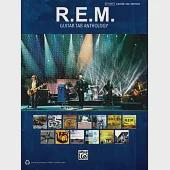 R.E.M. Guitar Tab Anthology: Authentic Guitar Tab Edition