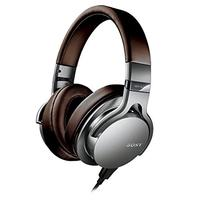 [iroiro] SONY SONY Headphone MDR-1ADAC: USB compatible with Hirezosu DAC with a folding-type folding closure Silver MDR-1ADAC S