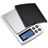 (MKChung) Digital Scales 500g / 0.001g Pocket Scales Mini Jewellery Kitchen Food LCD Weighing Sc...