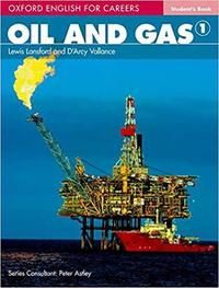 Oxford English for Careers: Oil and Gas 1 課本 9780194569651