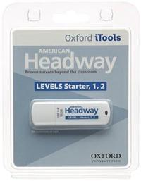 American Headway 3/e iTools USB Starter to 2 9780194704472