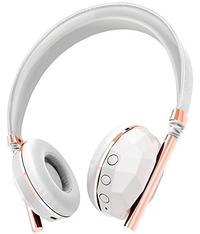 (Caeden Inc) Caeden Linea N°10 Wireless Bluetooth Headphone - Faceted Carbon & Gold-