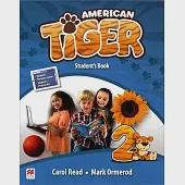 American Tiger (2) Student's Book with Access Code