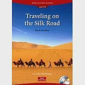 World History Readers (1) Traveling on the Silk Road with Audio CD/1片