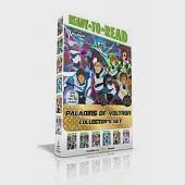 Paladins of Voltron Collector's Set: Allura's Story / Keith's Story / Lance's Story / Shiro's Story / Pidge's Story / Hunk's Sto