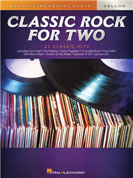 CLASSIC ROCK FOR TWO (Cellos)