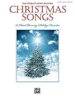 The World's Most Beloved Christmas Songs (P/V/G)