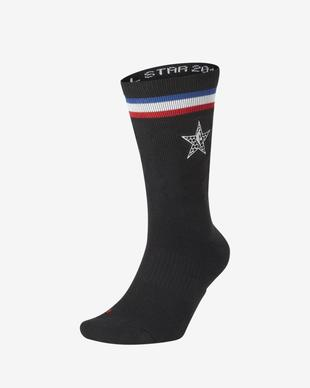 SOLD OUT [ALPHA] NIKE ELITE NBA CREW ALL-STAR SX7411-010 籃球菁英襪 全明星賽限定
