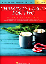 CHRISTMAS CAROLS FOR TWO (Cellos)