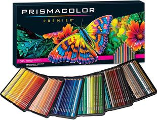 [104美國直購] Prismacolor 1800059 Premier Soft Core Colored Pencils 頂級油性色鉛筆 150 色