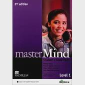 Master Mind 2/e (1) Student's Book Pack with DVD/1片 and Webcode