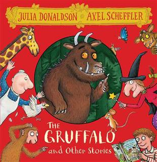 The Gruffalo and Other Stories (8 CD)