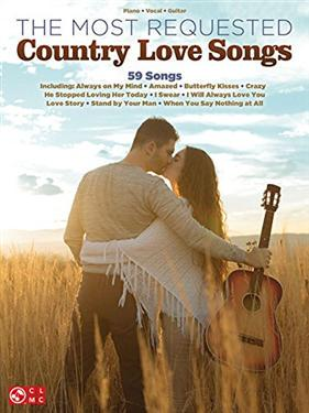 The Most Requested Country Love Songs (P/V/G)