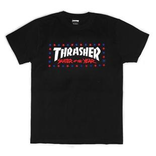 【HopesTaiwan】THRASHER STARS SOTY - BLACK