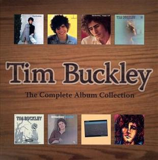 Tim Buckley: The Complete Album Collection (8CD)
