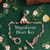 Rare Invention, Magnificent Heart Key & Irish Inspiration New Collection's, Robi