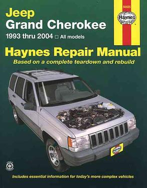 Jeep Grand Cherokee 1993-2004: All Models