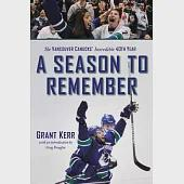 A Season to Remember: The Vancouver Canuks' Incredible 40th Year