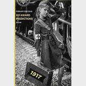 """My Award Predictions: 1917: Journal, Shopping list and Monthly planner for your viewing party - Perfect portable size: 6"""" x 9"""" (15.24 x 22.8"""