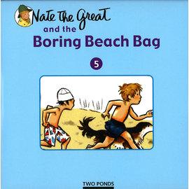 【NATE THE GREAT】AND THE BORING BEACH BAG/單CD