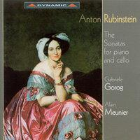 魯賓斯坦:鋼琴與大提琴奏鳴曲集 Rubinstein: The Sonatas For Piano And Cello (CD)【Dynamic】
