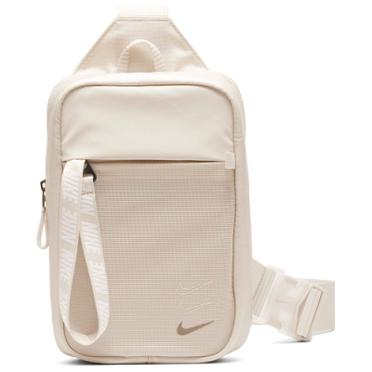 NIKE 運動包 側背包 斜背包 米白 BA6144104 SPRTSWR ESSENTIALS HIP PACK
