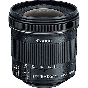 Canon EF-S 10-18mm f/4.5-5.6 IS STM 超廣角變焦鏡頭 (平輸)