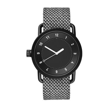 TID Watches No.1 Black - 40mm (TID-W100-GN)