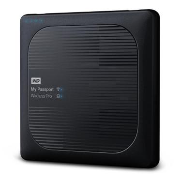 WD My Passport Wireless Pro 2.5吋 Wi-Fi 行動硬碟 (1TB)