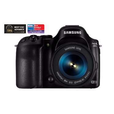 SAMSUNG SMART CAMERA NX30 微單眼相機