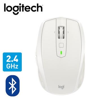 Logitech 羅技 MX Anywhere2S 無線滑鼠 白
