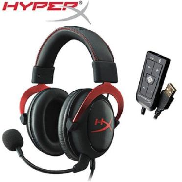 Kingston金士頓 HyperX Cloud II 電競耳機