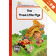 【THE THREE LITTLE PIGS-READING HOUSE 1 B+CD】 [二手書_良好] 2816