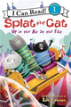 An I Can Read Book Level 1: Splat the Cat: Up in the Air at the Fair