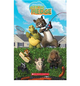 Scholastic Popcorn Readers Level 1: Over the Hedge with CD