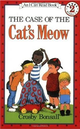 An I Can Read Book Level 2: Case of the Cat's Meow
