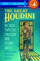 Step into Reading Step 4: The Great Houdini