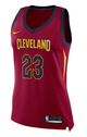 【毒】NIKE NBA Lebron James 女款球衣 騎士隊 867018-677