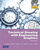 TECHNICAL DRAWING WITH ENGINEERING GRAPHICS 14/E(PIE)