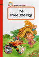 【THE THREE LITTLE PIGS-READING HOUSE 1 B+CD】