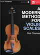 Berklee/A MODERN METHOD FOR VIOLIN SCALES +Audio Access
