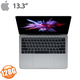 Apple Macbook Pro Retina 13.3/2.3GHz/8GB/128GB 灰*MPXQ2TA/A