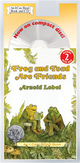 An I Can Read Level 2 Book and Audio: Frog and Toad Are Friends (Book + Audio CD)