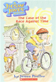 Jigsaw Jones #20: The Case of the Race Against Time (書+CD)