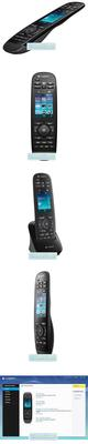 [美國直購 ShopUSA] 萬能遙控器 Logitech Harmony Touch Universal Remote with Color Touchscreen - Black (915-000198)  $9187
